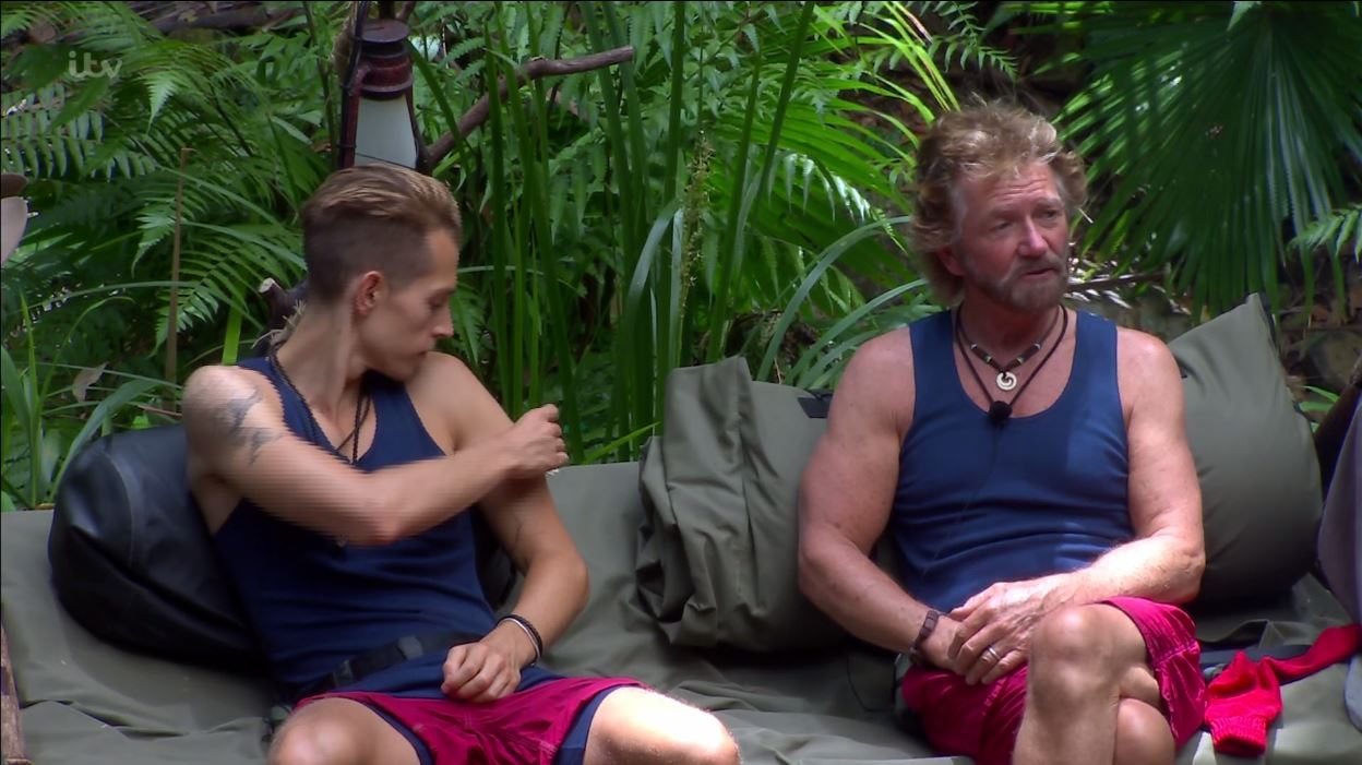 Noel Edmonds slammed by I'm A Celebrity viewers as he claims he put the taxes up in Bristol