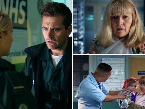7 Casualty spoilers: Iain gets it badly wrong, Duffy has a fall and more