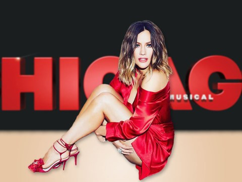 Caroline Flack confirms she'll play Roxie in Chicago musical after Cheryl 'turns down' the role