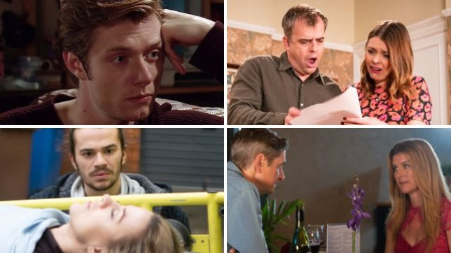 Coronation Street spoilers for Daniel, Steve, Tracy, Seb, Abi, Gina and Duncan