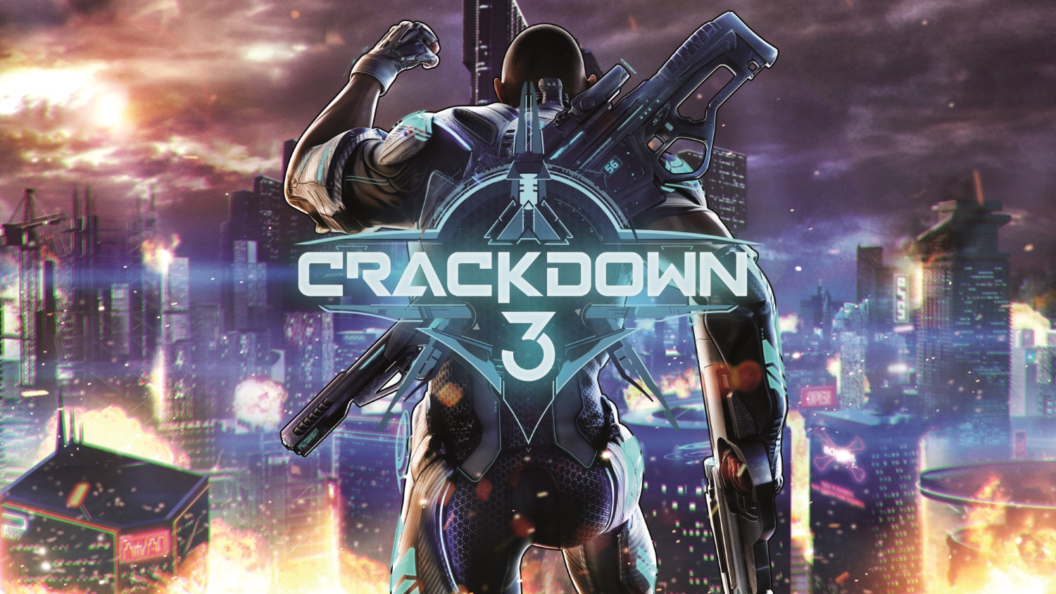 Crackdown 3 release date is February 2019, first multiplayer trailer looks great