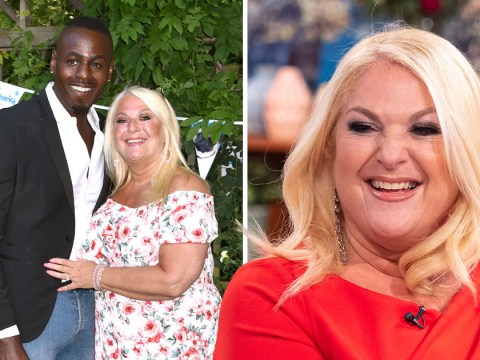 Vanessa Feltz reveals way too much information about boyfriend's pubic hair
