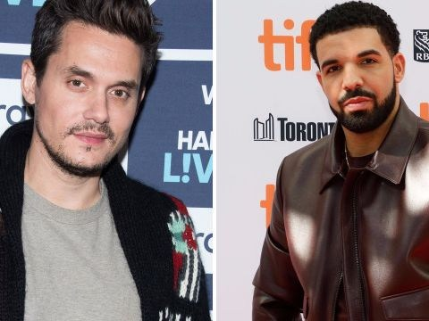 John Mayer decided to sober up after 'making a fool of himself' at Drake's birthday party