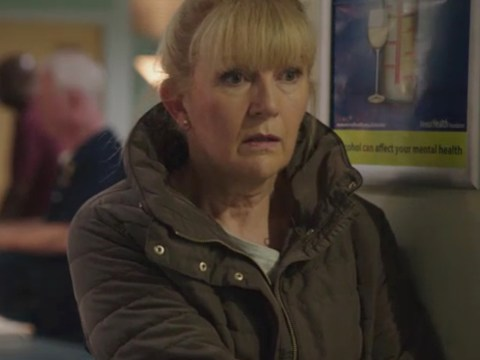 Casualty spoilers: Duffy Fairhead's devastating dementia diagnosis confirmed