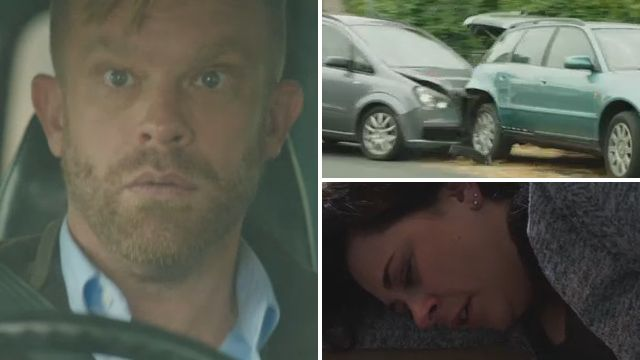 Casualty spoilers for Dylan and Ciara
