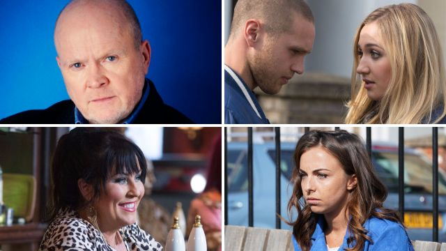 EastEnders spoilers for Phil, Keanu, Louise, Kat and Ruby