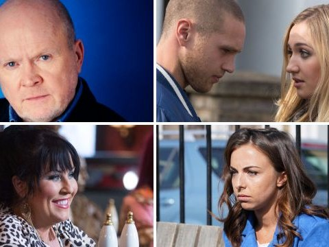 10 EastEnders spoilers: Raging Phil Mitchell returns, Linda's shocking action and sex shock for Louise