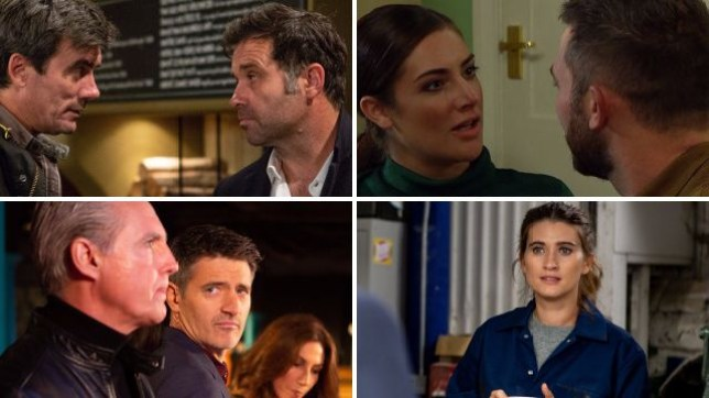 Emmerdale spoilers for Cain, Graham, Victoria, Frank, Debbie
