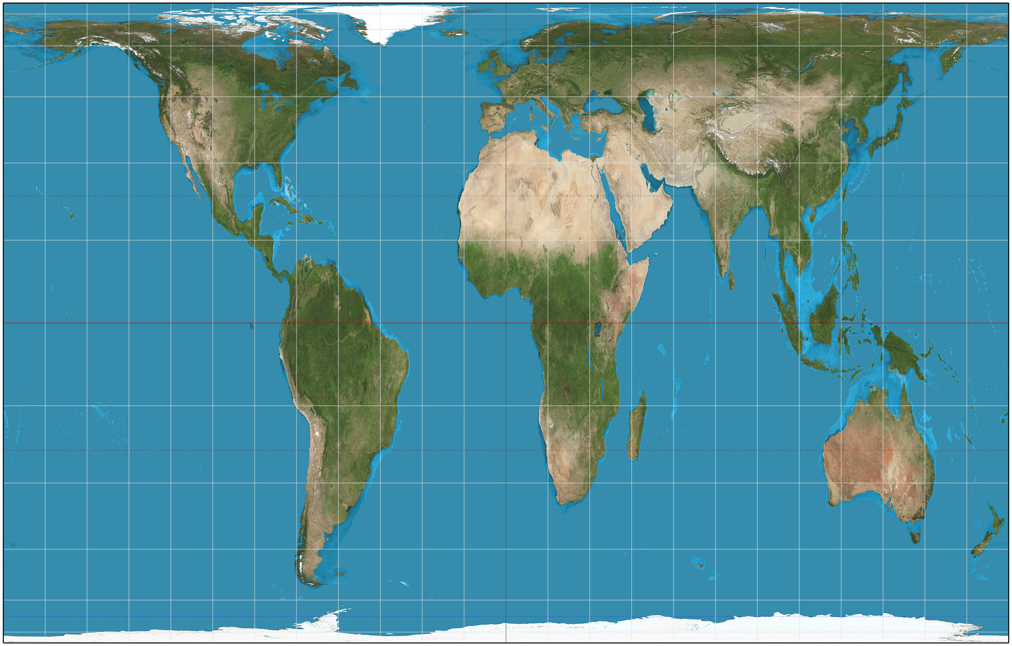 It's time to tackle the racism that lurks in our classrooms, starting with the map of the world