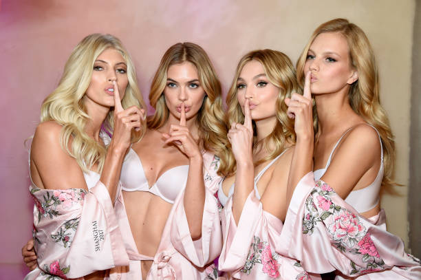 Charlotte Tilbury reveals how to get a look of an angel ahead of tonight's Victoria's Secret Show