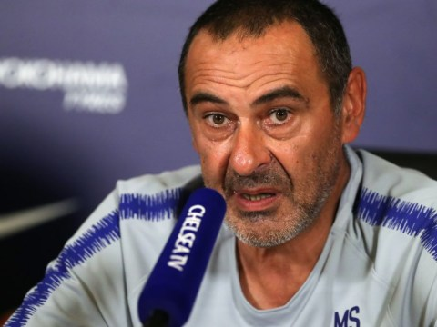 Chelsea manager Maurizio Sarri hints he is ready to sell Danny Drinkwater and Victor Moses