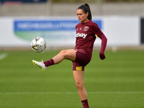 From one football loving female to another: Ignore the bullies and let your feet do the talking