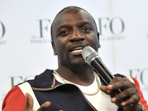 Akon is 'seriously considering' running for president, because why not?