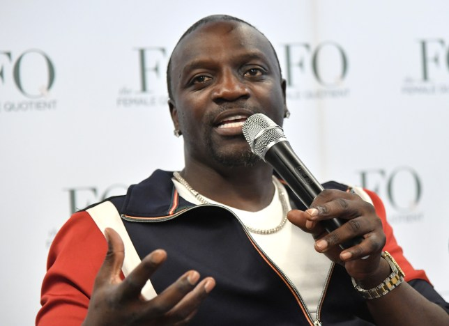 New R&B Artists 2020 R&B star Akon is 'seriously considering' running for president