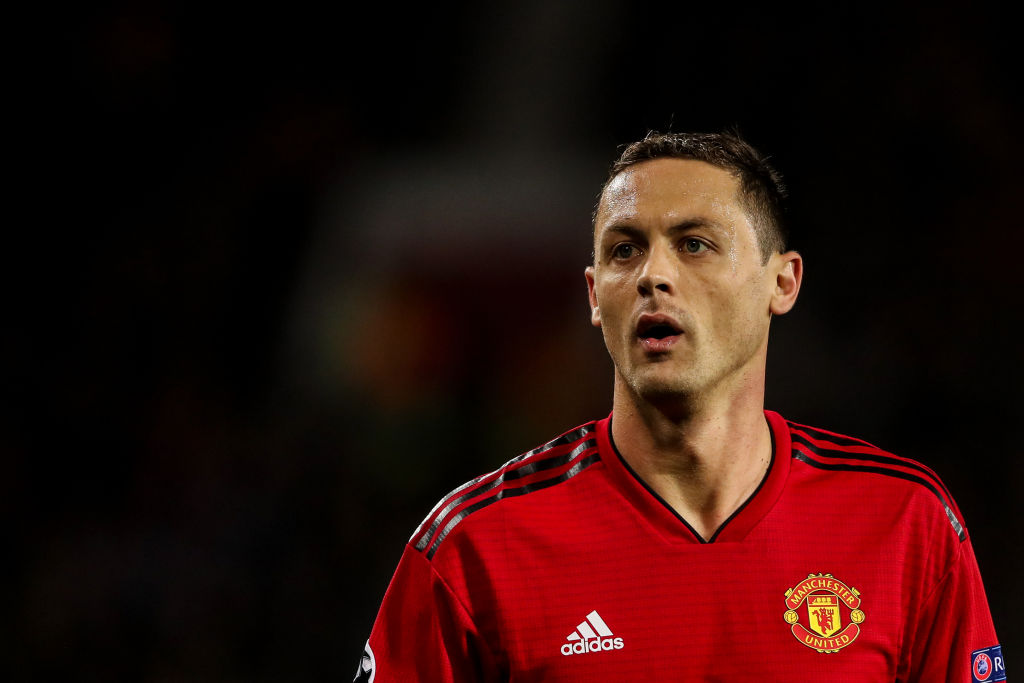 Emmanuel Petit slams Nemanja Matic and lays into 'shameful' Manchester United performances