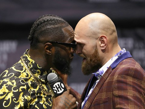 Dillian Whyte wants Tyson Fury to 'smash' Deontay Wilder's face in