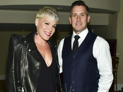 Pink raises a glass to trolls in perfect clap back to husband Carey Hart's parenting critics