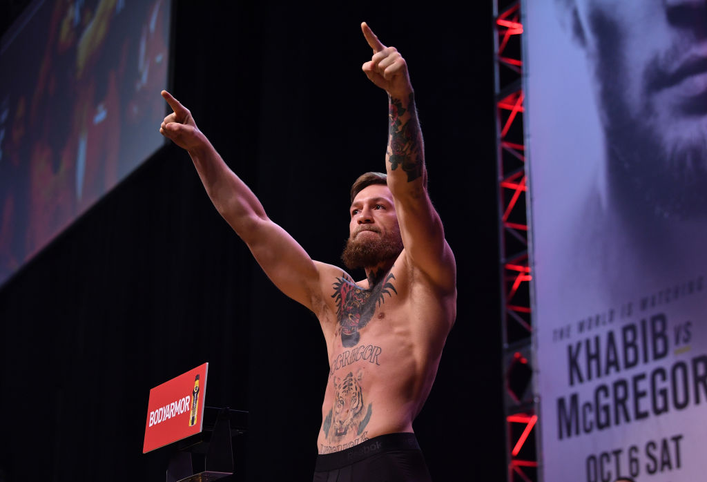 James Gallagher allays fears Conor McGregor could split with coach John Kavanagh