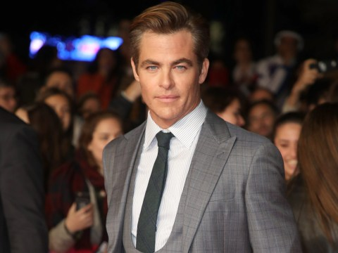 Chris Pine really wanted to strip naked for Outlaw King – but doesn't get the fuss over penis scene