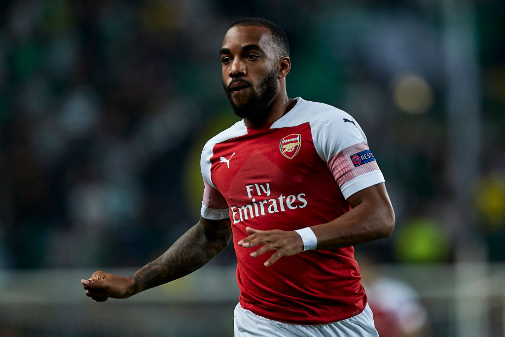 Alexandre Lacazette pulls out of France squad just hours after replacing Anthony Martial