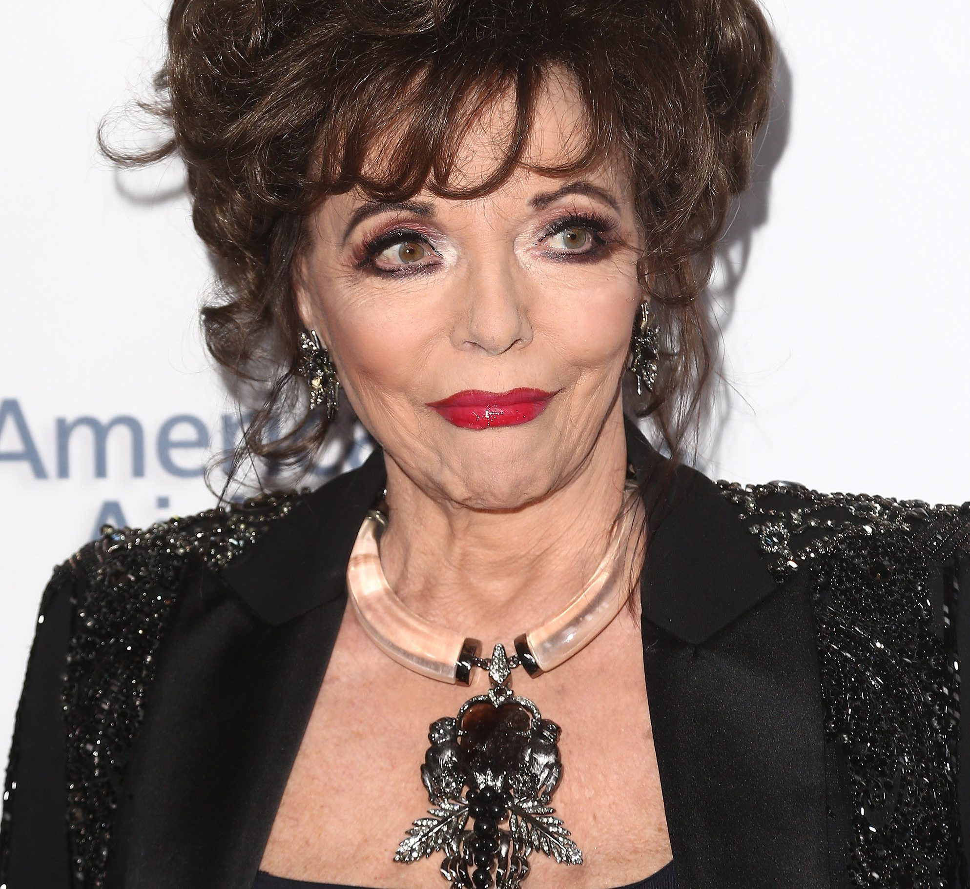 Joan Collins warren beatty