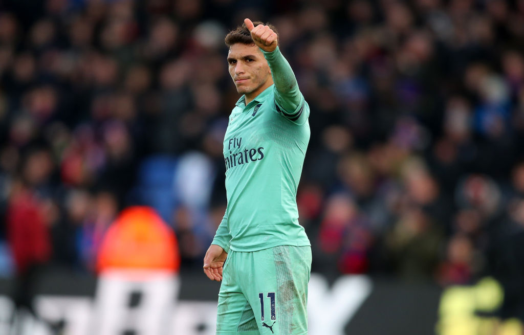 Lucas Torreira names the two Arsenal players he was starstruck by
