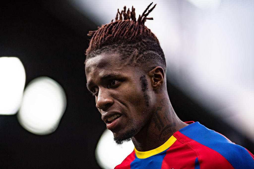Wilfried Zaha injury update ahead of Chelsea v Crystal Palace
