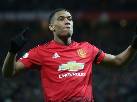 Anthony Martial reveals why his form has improved for Manchester United
