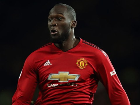 Jose Mourinho desperate for Romelu Lukaku to be fit for Manchester City clash