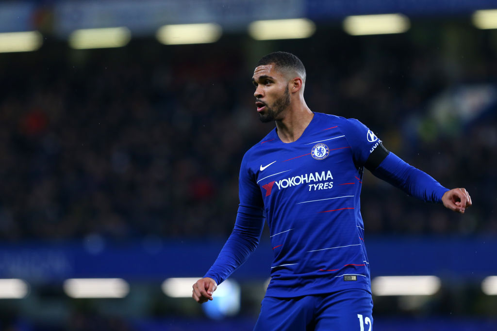 Ruben Loftus-Cheek to seek a loan move in January after lack of game time for Chelsea