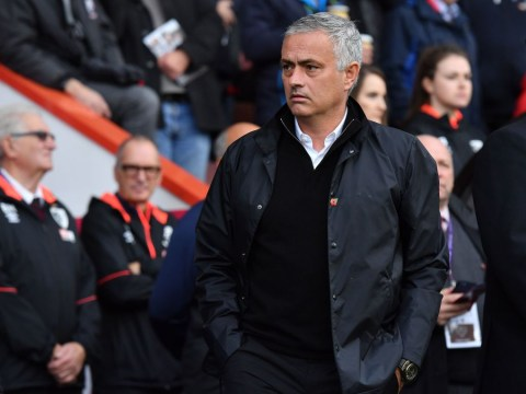 What Jose Mourinho yelled at Manchester United stars before Bournemouth goal