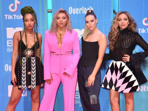 Little Mix confirm Brit Awards performance after being nominated for two gongs