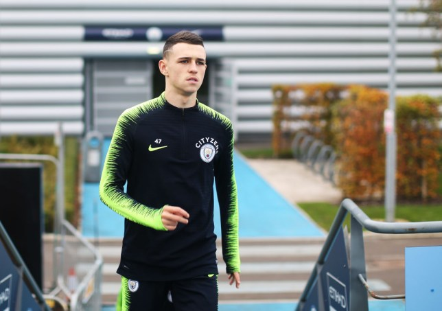 watch c08cc d174a Manchester City transfer news: Phil Foden close to agreeing ...