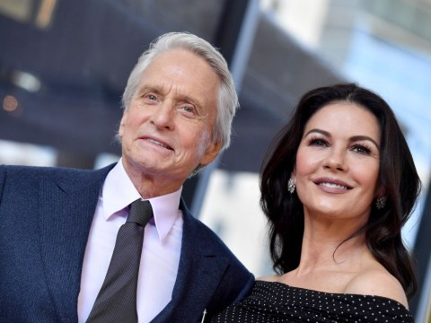 Catherine Zeta-Jones 'devastated' by sexual harassment allegations made against Michael Douglas