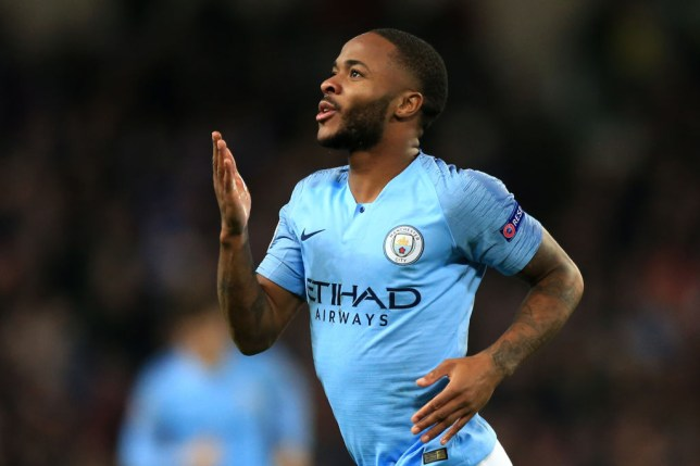 buy online efefc 30f2e Man City news: Raheem Sterling signs new three-year contract ...