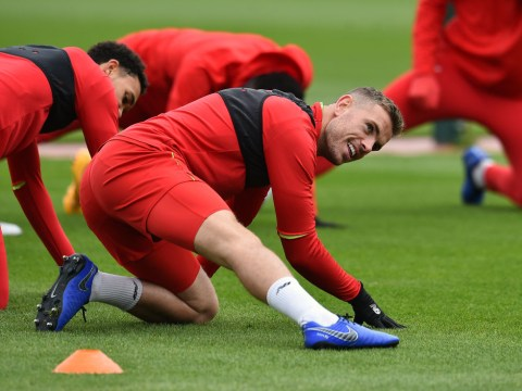 Liverpool handed Jordan Henderson injury boost ahead of Watford clash