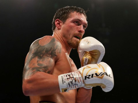 Oleksandr Usyk speaks out on fighting Anthony Joshua after beating Tony Bellew