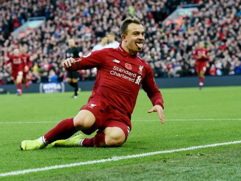 Xherdan Shaqiri compared to Lionel Messi & tipped to become Liverpool's best player by Thorsten Fink
