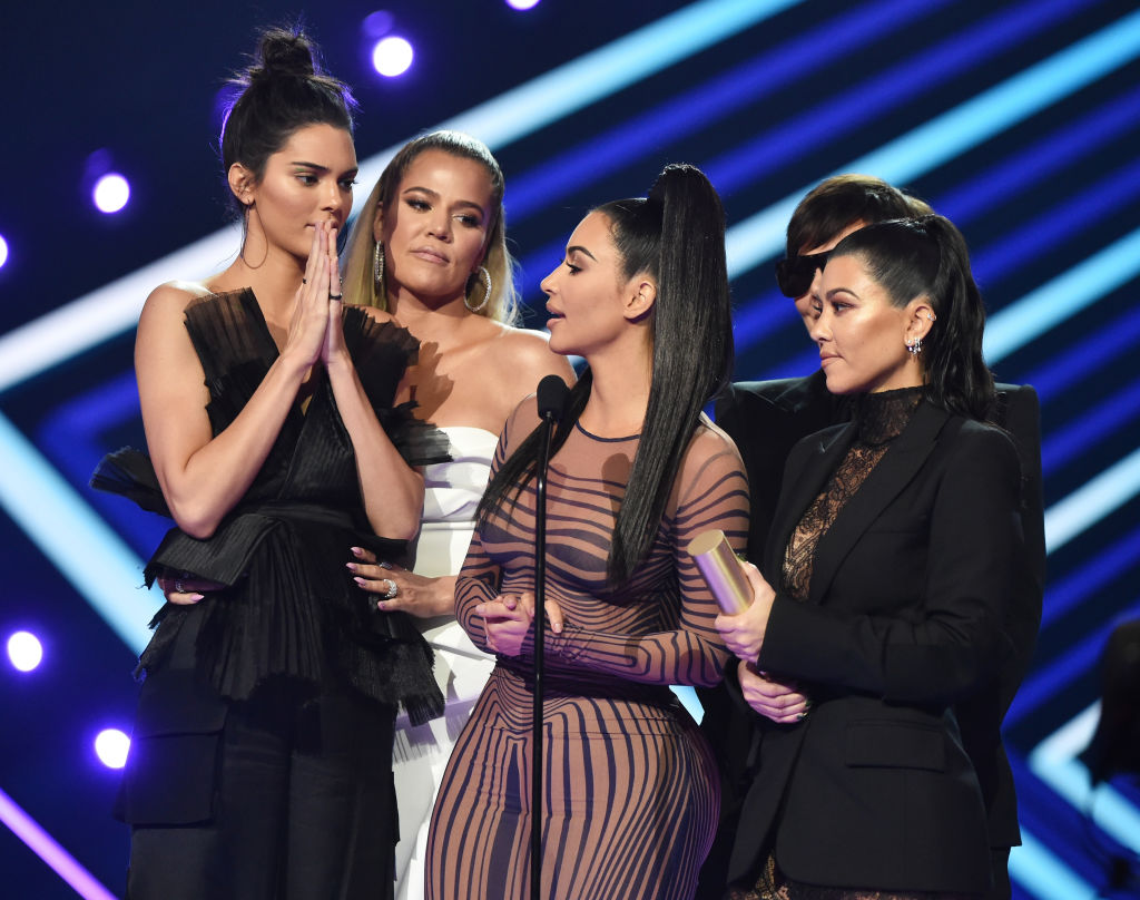 Who were the winners at the E! People's Choice Awards 2018?