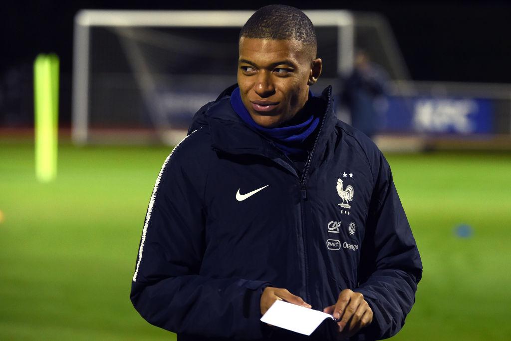 Kylian Mbappe concedes he's on 'indecent' salary at Paris Saint-Germain
