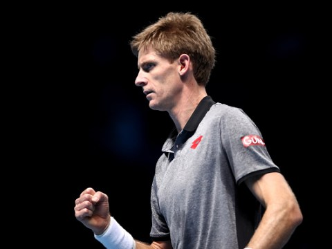 Kevin Anderson sets personal record with thumping ATP Finals win over Kei Nishikori