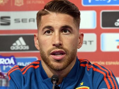 Sergio Ramos 'likes' picture mocking Dejan Lovren after Croatia defender calls Spain 'p******'