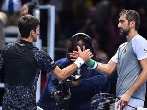 ATP Finals: Cilic makes prediction for Federer v Zverev and Djokovic v Anderson