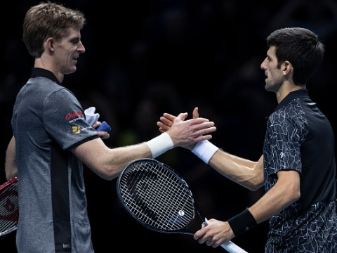 Kevin Anderson explains what Alexander Zverev has to do to beat Novak Djokovic