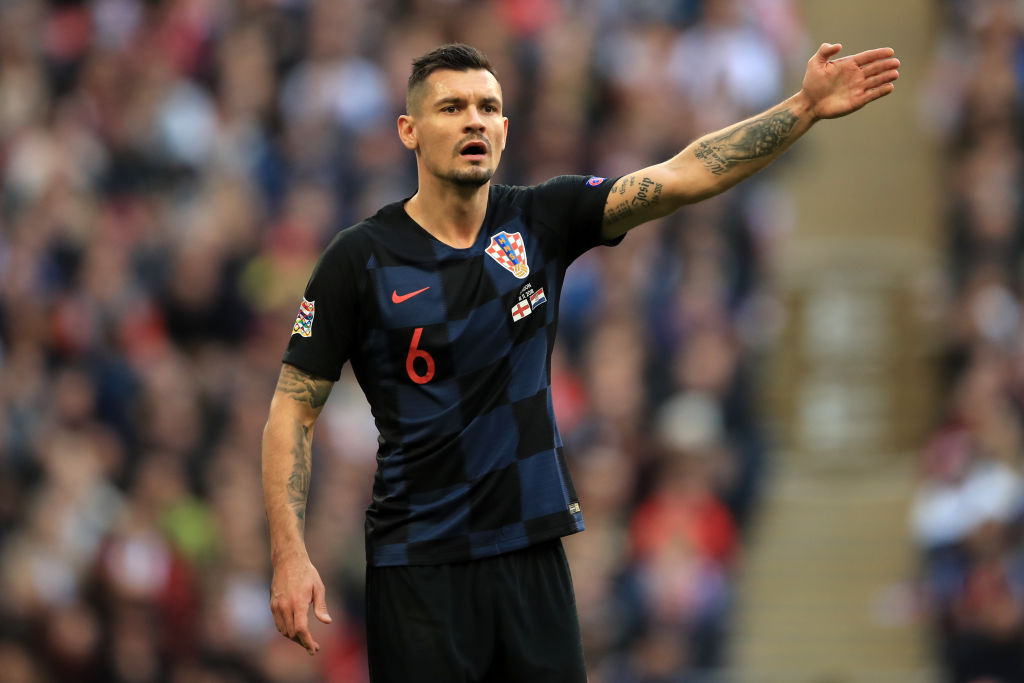 Gary Neville praises Liverpool defender Dejan Lovren as top class