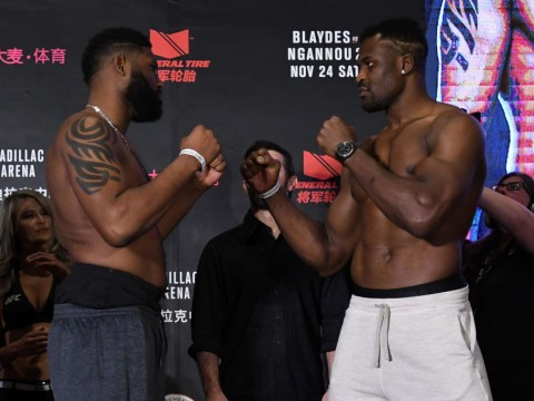 UFC Beijing UK time, date, fight card and odds for Ngannou vs Blaydes II