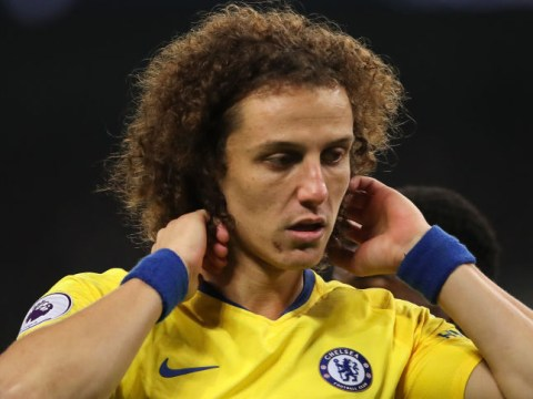 David Luiz directly responds to criticism on Instagram after Tottenham horror show