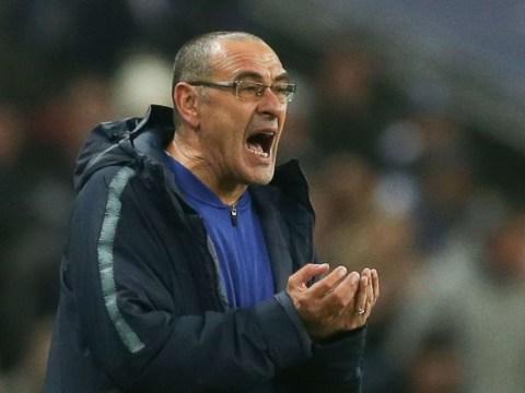 David Luiz reveals how Chelsea manager Maurizio Sarri reacted to Tottenham defeat