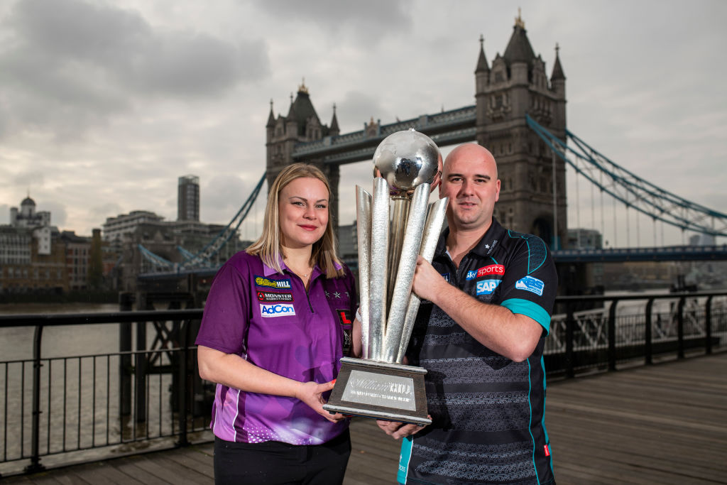 PDC World Darts Championship draw, schedule, prize money and tickets remaining