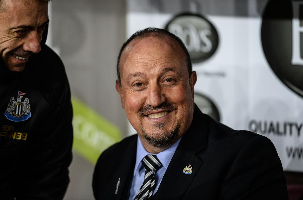 Rafa Benitez takes swipe at Chelsea fans after Newcastle defeat Burnley